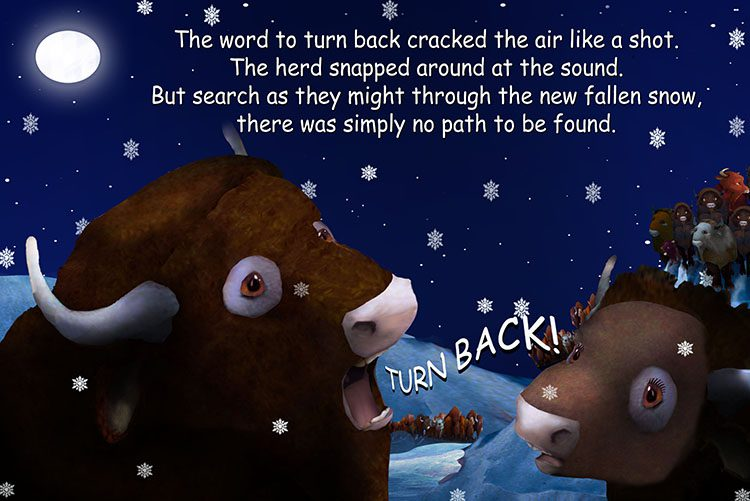 Page 41 Turn Back!